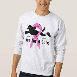 Run for a Cure Men's Sweatshirt