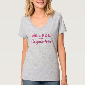 run for cupcakes T-Shirt