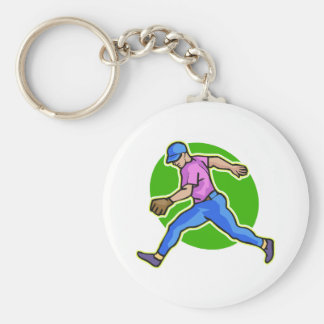 run for it keychain