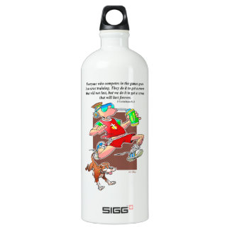 Run for the Crown SIGG Traveler 1.0L Water Bottle