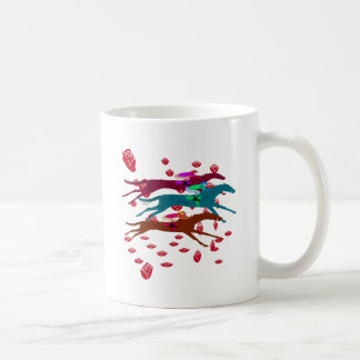 Run for the Roses 2016 Horse Racing Coffee Mug