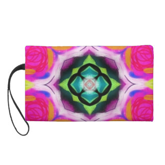 Run for the Roses Collection Wristlet Purse