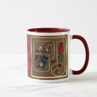Run For The Roses Mug