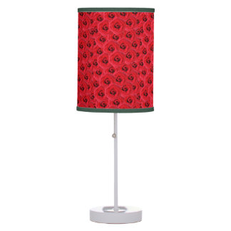 Run for the Roses Table Lamp