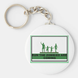 RUN FOR YOUR LIFE KEYCHAIN