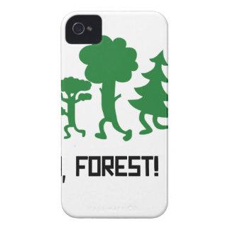 Run, Forest! RUN! Case-Mate iPhone 4 Case