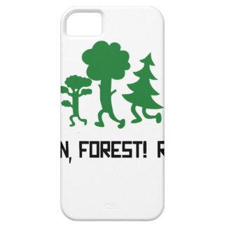 Run, Forest! RUN! iPhone SE/5/5s Case