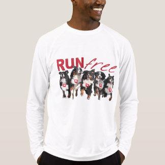 Run Free Berner longsleeve shirt