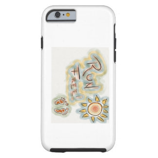 run free by brian iPhone 6 case