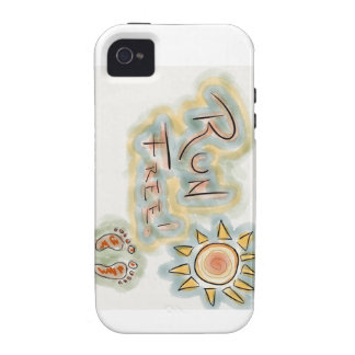 run free by brian iPhone 4/4S covers