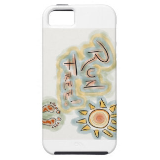 run free by brian iPhone 5 cases