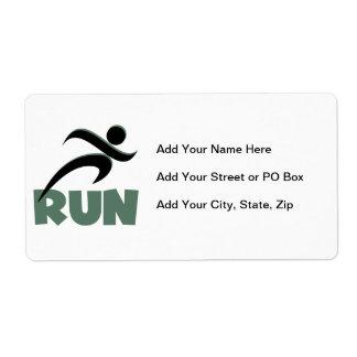 RUN Green Label