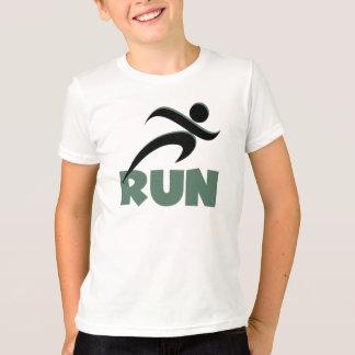 RUN Green T-Shirt