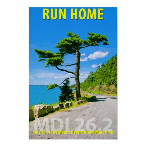 Run Home - Undated Posters