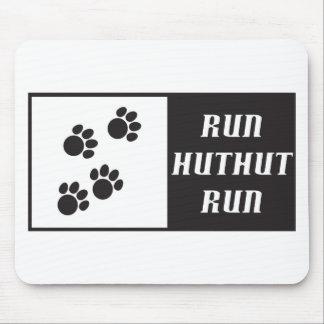 Run HutHut Run 2 Mouse Pad