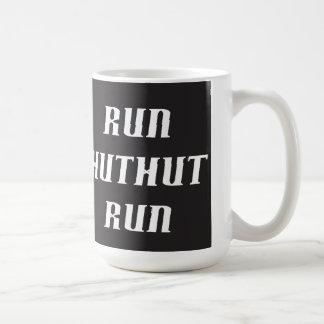 Run HutHut Run 2 Mugs