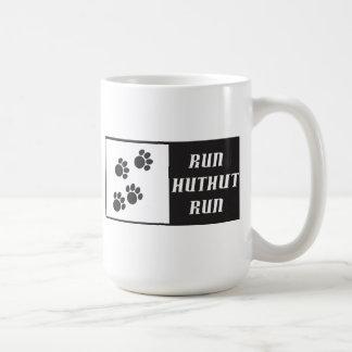 Run HutHut Run 2 Mug