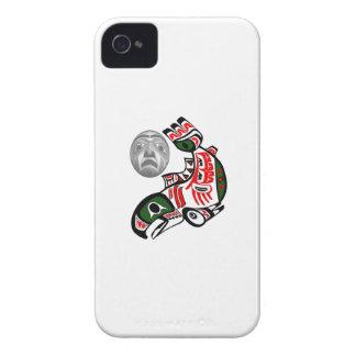 RUN IN MOONLIGHT iPhone 4 CASE