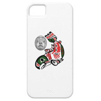 RUN IN MOONLIGHT iPhone SE/5/5s CASE