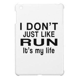 RUN IS MY LIFE CASE FOR THE iPad MINI
