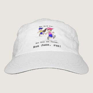 Run Jane Run! Headsweats Hat