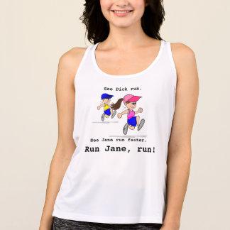 Run Jane Run! New Balance Tank Top