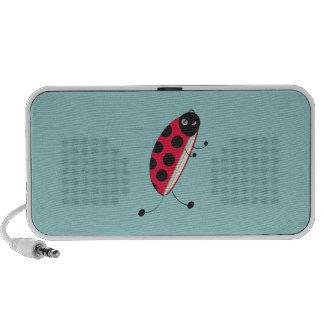 Run Ladybug Run Travel Speaker