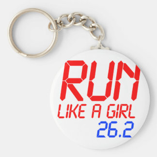 run-like-a-girl-lcd.png basic round button keychain