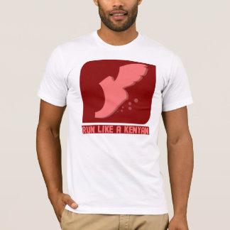 Run Like A Kenyan T-Shirt