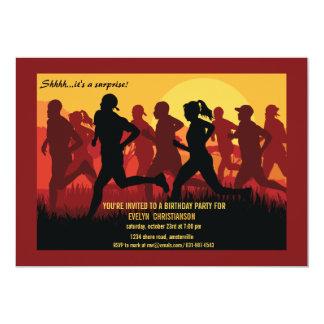 Run Like a Marathoner Invitation