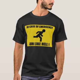 Run Like Hell T shirt