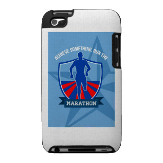 Run Marathon Achieve Something Poster Case For The iPod Touch