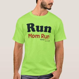 Run Mom Run - Run for Sam T-Shirt