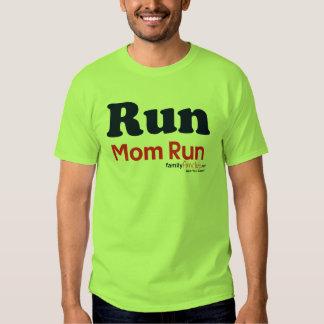 Run Mom Run - Run for Sam Tee Shirt