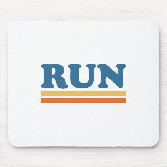 run mouse pad