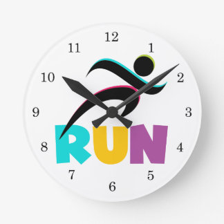 RUN Multi Round Clock