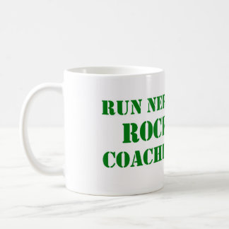 Run Nerds Rock Coaching Coffee Mug