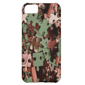 Run Novelty Jigsaw Puzzle Design Cover For iPhone 5C