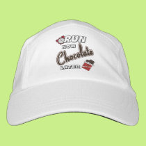 Run Now Chocolate Later Hat