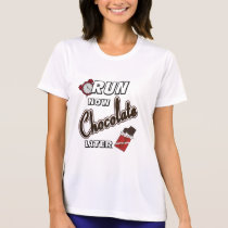 Run Now Chocolate Later Sport-Tek SS T-Shirt