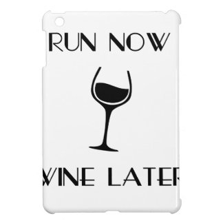 Run Now Wine Later Case For The iPad Mini