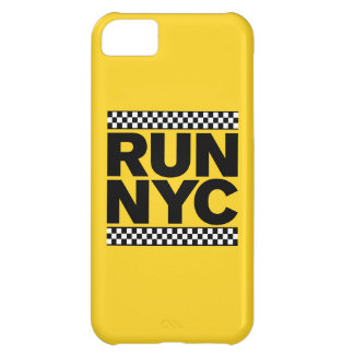 RUN NYC TAXI COVER FOR iPhone 5C