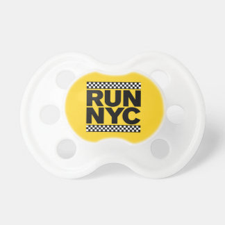 RUN NYC TAXI BooginHead PACIFIER