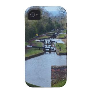 Run Of Locks Vibe iPhone 4 Covers