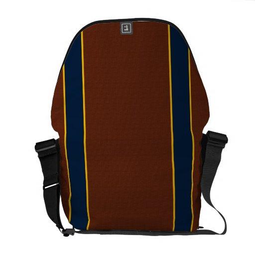 Run-On Rickshaw Messenger Bag