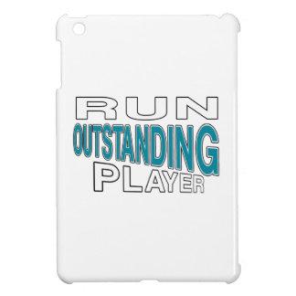 RUN OUTSTANDING PLAYER iPad MINI CASES
