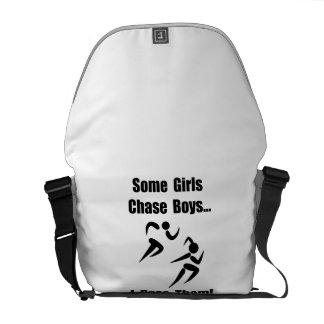 Run Pass Boys Courier Bags