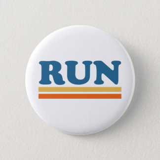 run pinback button