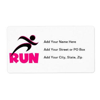 RUN Pink Label