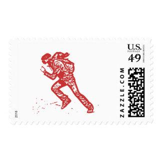 run postage
